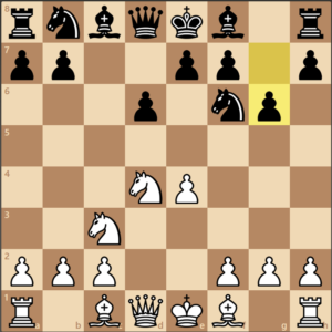the dragon variation sicilian