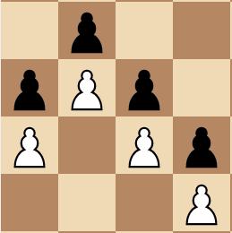 gridlocked pawns