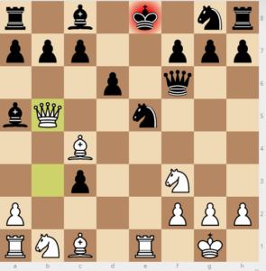 2- evans gambit dxc3 variation 11 qb5