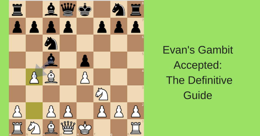 Evan's Gambit Accepted_ Definitive Guide