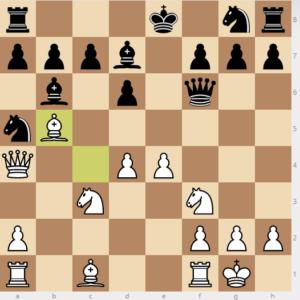 evans gambit 7 d6 variation bb5