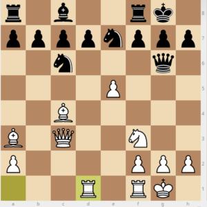 evans gambit dxc3 variation if Ba5xNc3