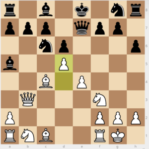 mistake h6 d5 move