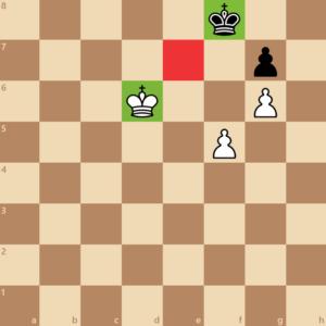 diagonal opposition