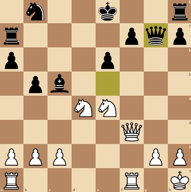 Najdorf-Polugaevsky-game-4-qxg7