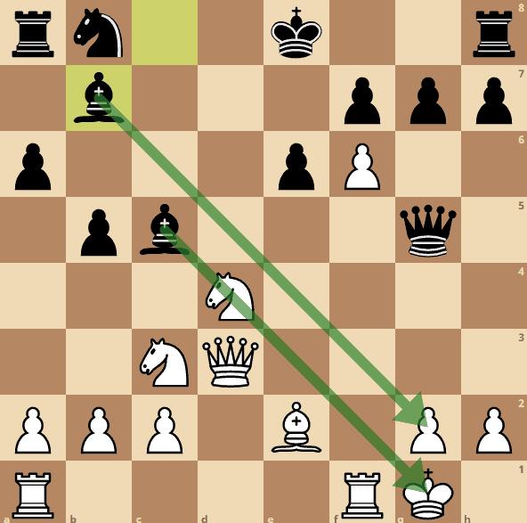 Najdorf-Polugaevsky-game-1-bc5