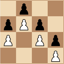 gridlocked pawns