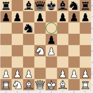 najdorf with e5