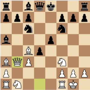 evans gambit 7 nf6 variation move 10