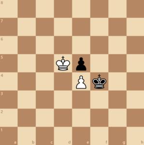 trebuchet pawn endgame