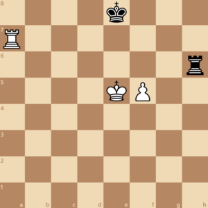 philidor rook ending position