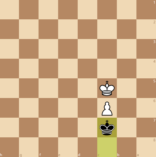 defending against mate when you don't have a pawn