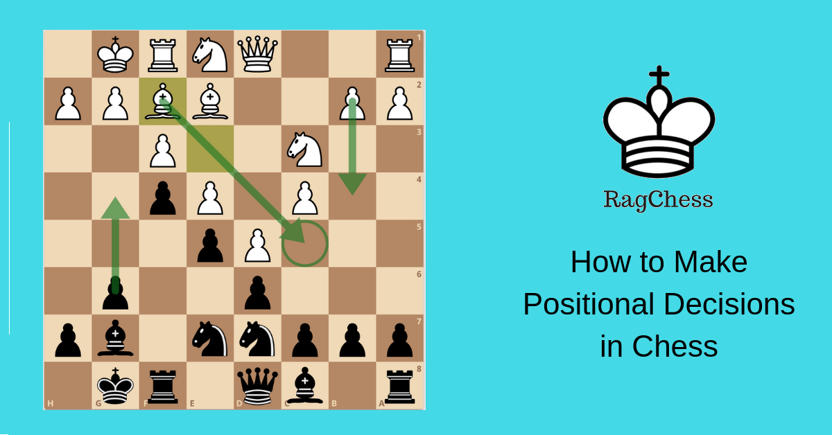 How to Make Positional Decisions in Chess